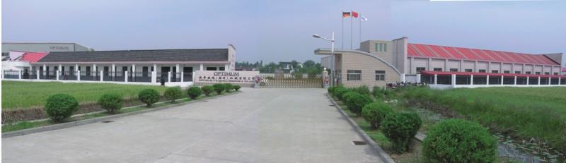 Завод по производству станков Optimum