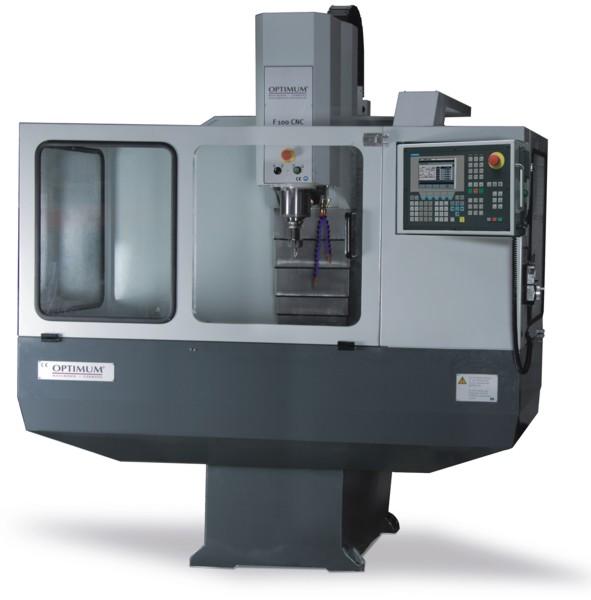 Станок вертикально-фрезерный с ЧПУ F100 CNC