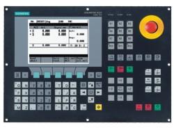 Станок F100 CNC: система управления Siemens 802S base line