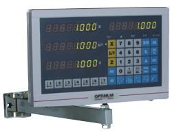 Станок D460x1000 DPA / D460x1500 DPA / D460x2000 DPA - устройство цифровой индикации DPA 2000