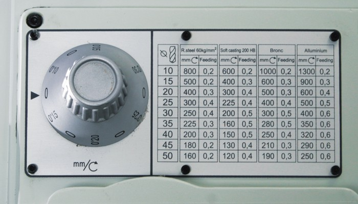 Станок вертикально-сверлильный OPTIMUM B50GSM