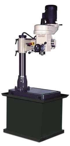 Станок радиально-сверлильный OPTIMOM RB35