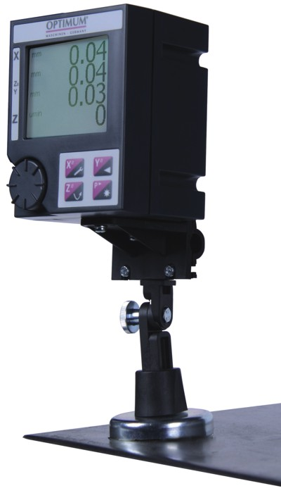 Магнитометрическое устройство цифровой индикации MPA4