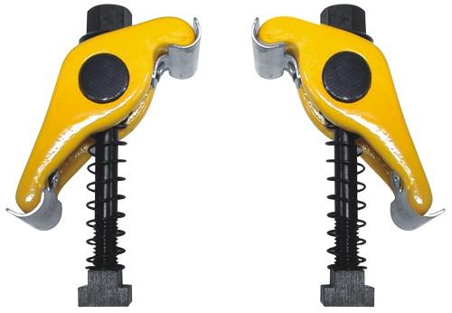 Комплект прижимов для паза 14 мм / М12