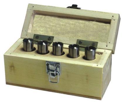 Набор цанг Optimum MK2 / M10
