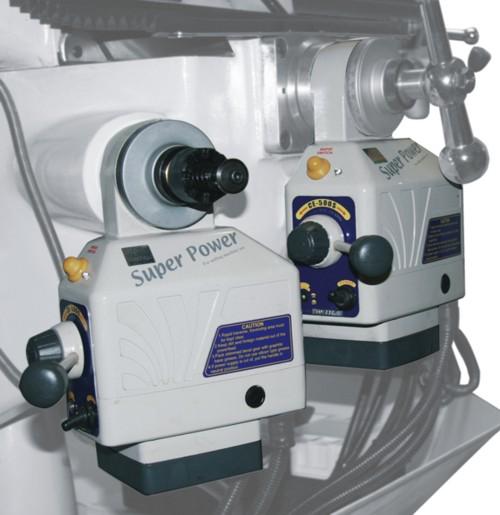 Устройство автоматической подачи стола V250, установленное на оси Y и Z станка MF2 Vario