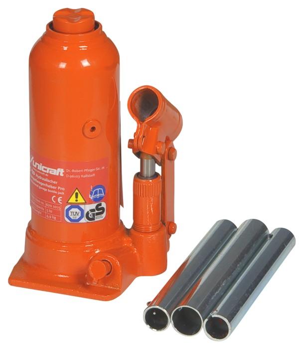 Бутылочный домкрат HSWH Pro 20