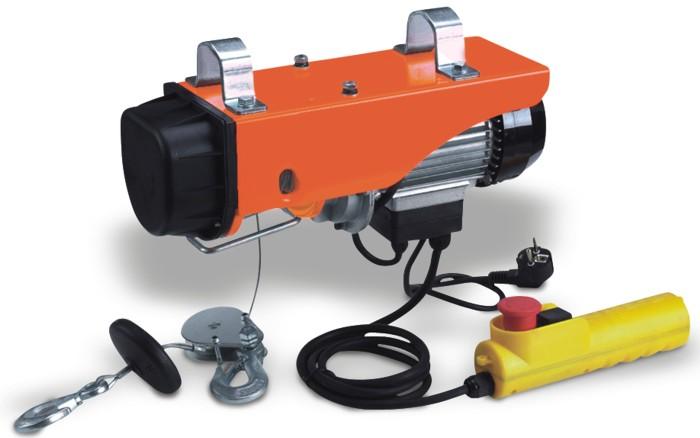 Компактный электротельфер MES 250