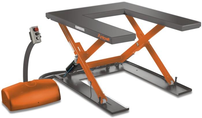Гидравлический подъемный стол SHT 1001U